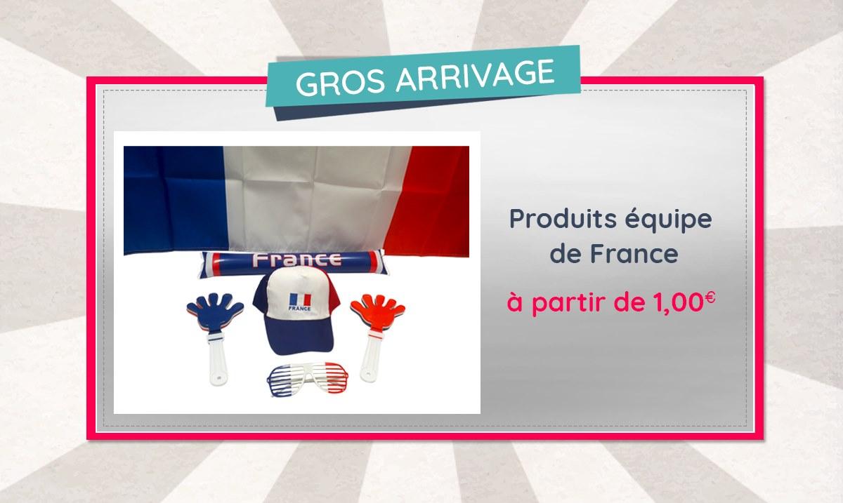 Soutenez l'équipe de France féminine de football avec Marc est content !!
