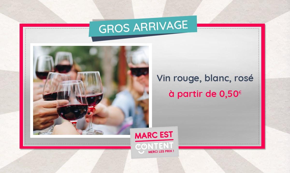 Profitez de la foire aux vins pour faire de bonnes affaires !